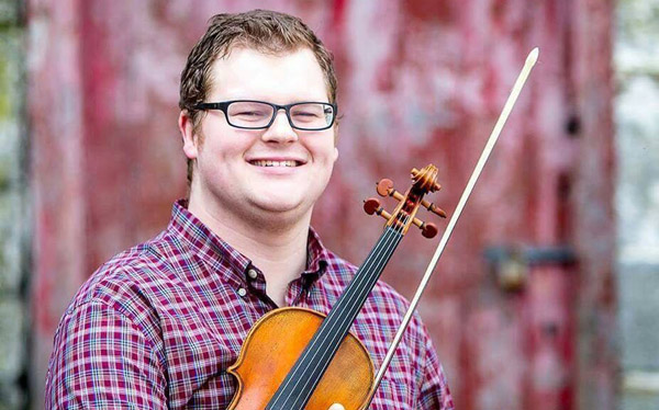 Dylan Foley Irish Fiddle Workshop April 6, 2019 CelticMKE