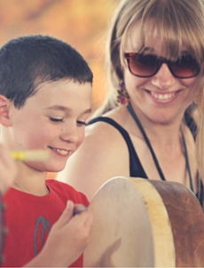 Family Session - play tunes (around) the first Sunday of every month!
