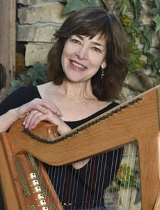 Irish Harp Class with Kim Robertson