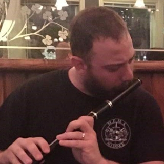 James Reilly - Flute, Tin Whistle